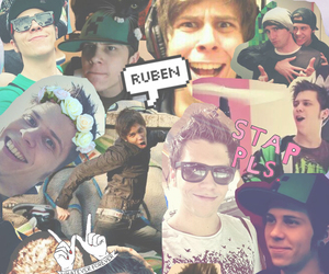 rubius, elrubiusomg, and youtuber image