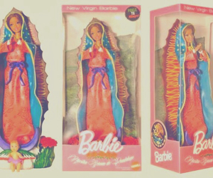 barbie, doll, and virgin image