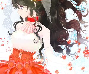 anime, beautiful, and cute image