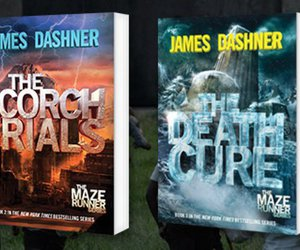 book and james dashner image