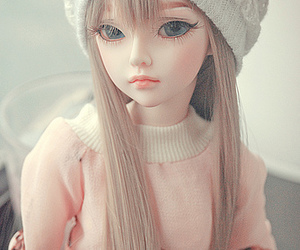 bjd, clean, and doll image