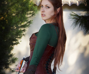 cosplay, elf, and elven image