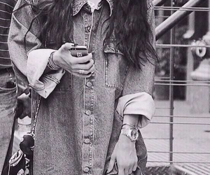 kylie jenner, style, and hair image
