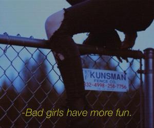 grunge, fun, and bad image