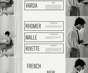 black and white, cinema, and film image