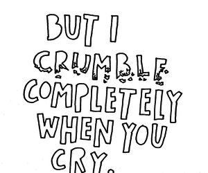 arctic monkeys, 505, and cry image