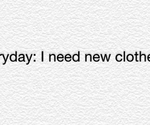 clothes, everyday, and new image