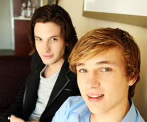 william moseley and ben barns image