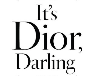 dior and darling image