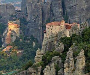 Greece and meteora image
