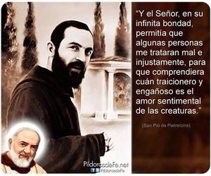 saints, pietrelcina, and padre pio image