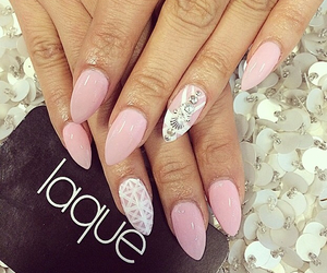 nails, laque, and cute image