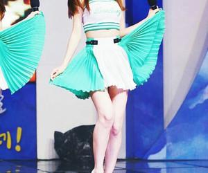 darling, korean, and cute image