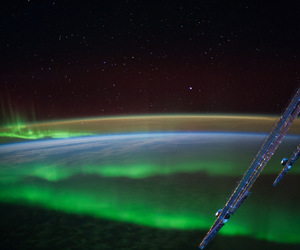 cosmos, international space station, and ceo image