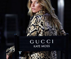 kate moss, gucci, and model image