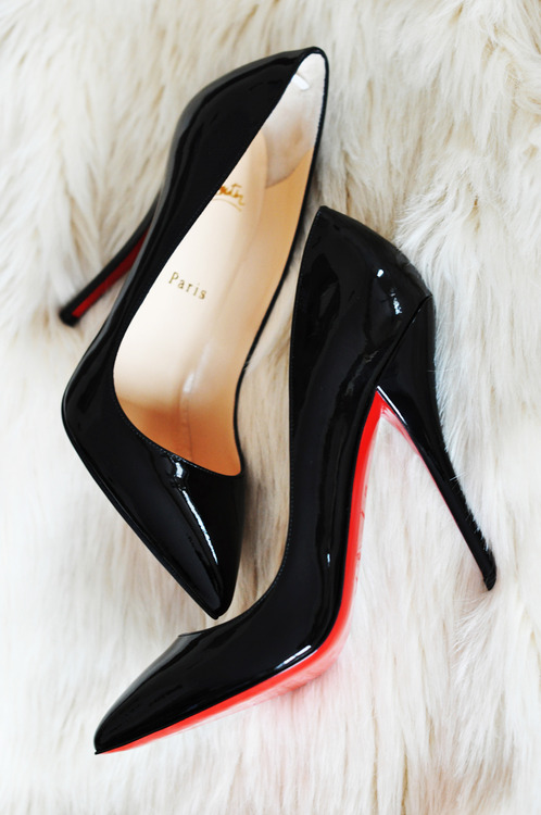 Black stilettos tumblr