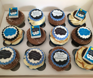 cake, cupcakes, and diy image