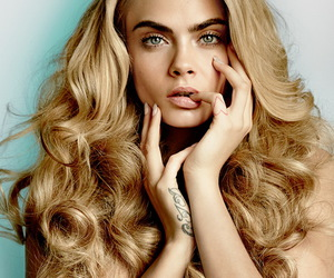 Allure, blonde, and curls image