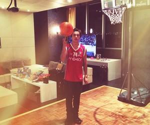 austin mahone, Basketball, and Austin image