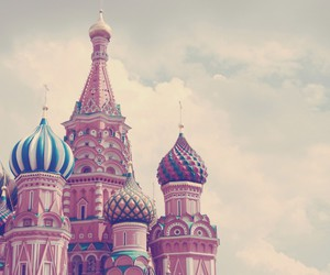 russia, moscow, and building image