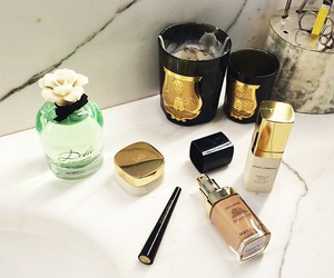dior, dolce, and make up image