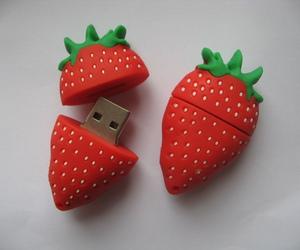 fruit and usb image