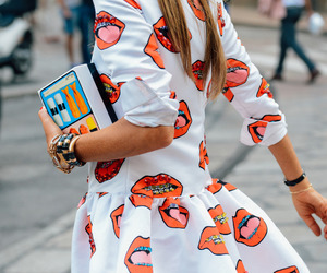 fashion, dress, and street style image