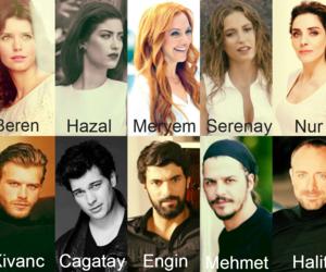 celebrities, kivanc tatlitug, and turkish actors image
