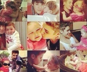 justin bieber, avalanna, and forever image