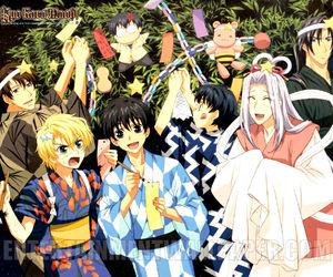anime, party, and shibuya yûri image