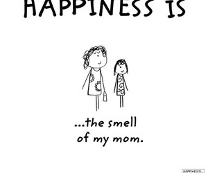 mom, smell, and love mommy image