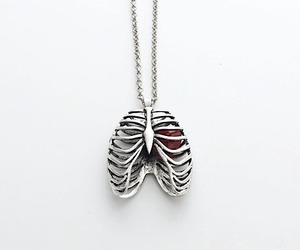 cuore, collana, and heart image