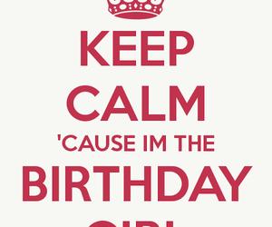 birthday, birthday girl, and happy birthday image
