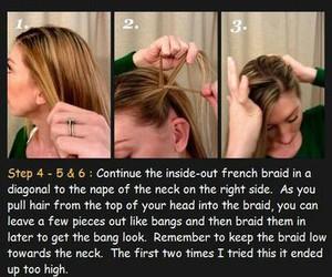braid, diy, and Easy image