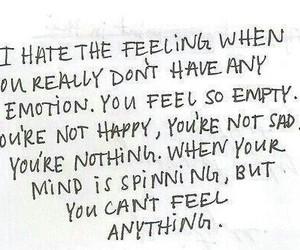 broken, emotion, and feeling image