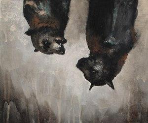 art and bats image