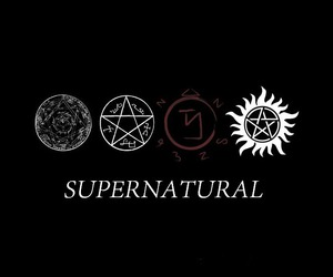 supernatural, dean winchester, and demon image