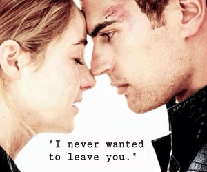 divergente and love image