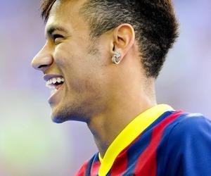 neymar, Barcelona, and neymar jr image