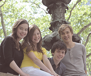 narnia, anna popplewell, and skandar keynes image