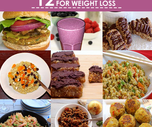 quinoa recipes, weight loss recipes, and high protein recipes image