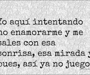amor, frases, and pensamiento image