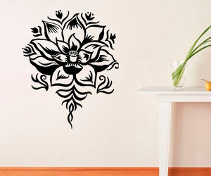 home decor, murals, and sticker image