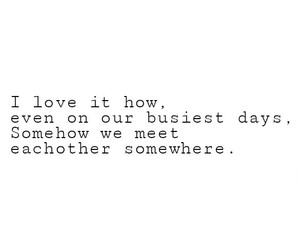 fun, lovers, and quote image