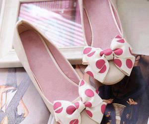 ballerine, cute shoes, and cute ballerine image