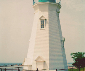 photography and lighthouse image