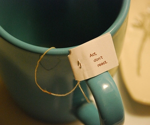 yellow, note, and tea image