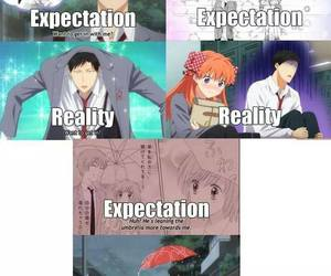 funny, cute, and anime image