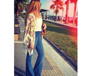 blogger, fashion blog, and jeans image