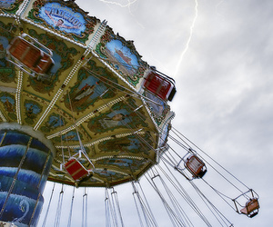 carnival and storm image